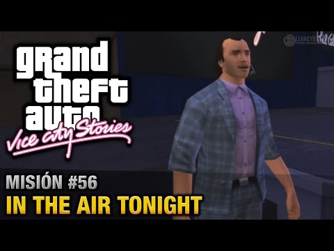 GTA Vice City Stories - Misión #56 - In The Air Tonight (Español/Sin Comentario - PCSX2)