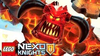 НОВЫЕ НЕКСО СИЛЫ ! Lego Nexo Knights Игра про Мультики Лего Нексо Найтс на русском языке