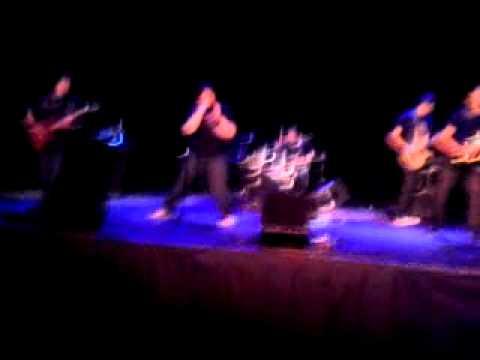 Local metal band in Colorado