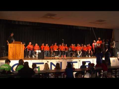 Chinese School visits Parsippany