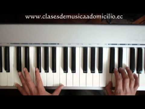 Maroon 5 This Love Piano Tutorial