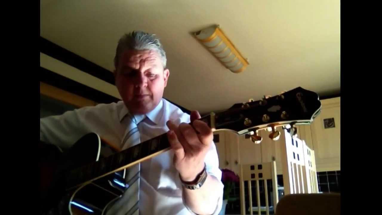 Shenandoah Mel Bay 1 Modern Guitar Youtube