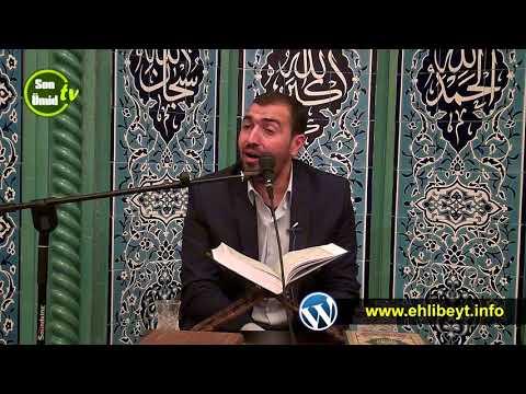 Hacı Ruslan _ Quran tilavəti (Həşr surəsi, ayə 18-24)