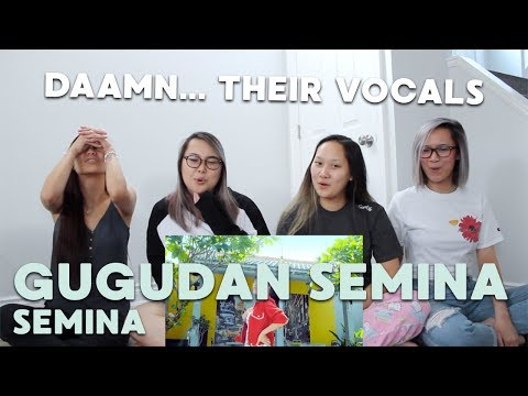 MV REACTION | Gugudan SEMINA (구구단 세미나) '샘이나'