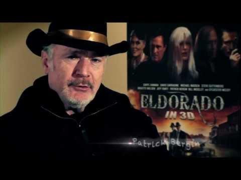 Patrick Bergin Interview for Eldorado in 3D