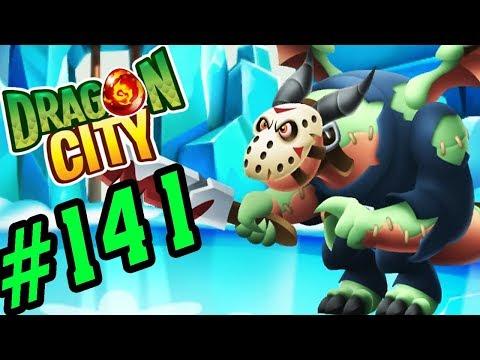 DRAGON CITY - ĐỐI ĐẦU VỚI SÁT NHÂN JACSON - GAME NÔNG TRẠI RỒNG #141