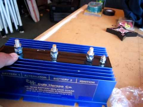 update 200 amp battery isolator youtube rh youtube com