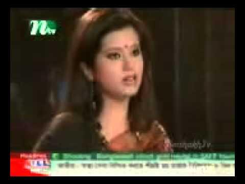 Raat Nijhum -nancy Bangla Song