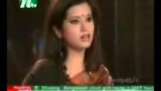 raat nijhum nancy bangla song