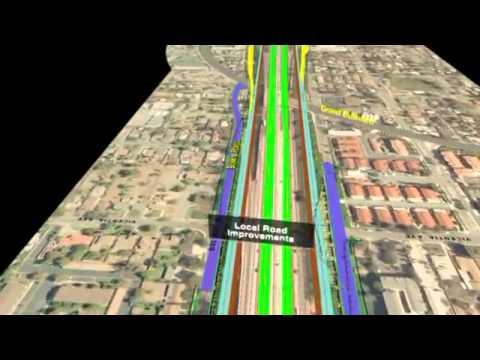 Corona, CA- City of Corona: RCTC 91 freeway expansion