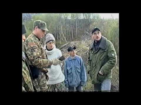 """+ Заозерск  2003г. Встреча """"Странников"""""""