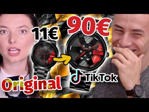 Felgen-Fake auf TikTok: Diese Uhr ist geklaut! (Wir konfrontieren ihn und Marlene verliebt sich)