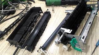 Інструкція як розібрати та зібрати HP LJ 3392 (Заміна термоплівки)