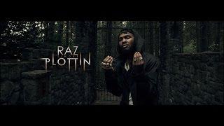 Смотреть клип Raz Simone - Plottin