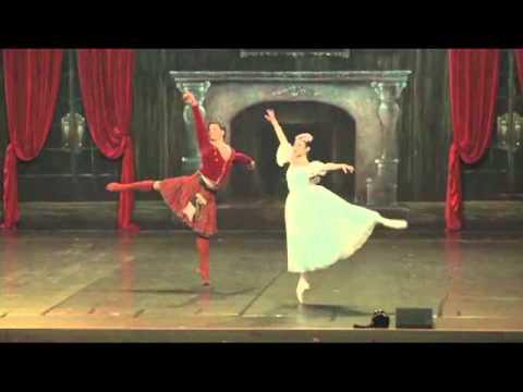 Monica Loughman Ballet, La Sylphide Part 1