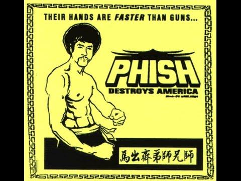 Phish Destroys America - Complete