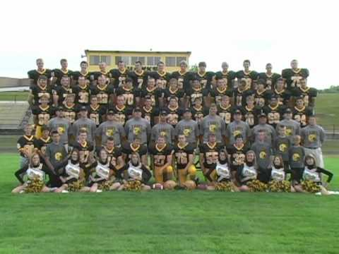 Emmetsburg High School Football 2011