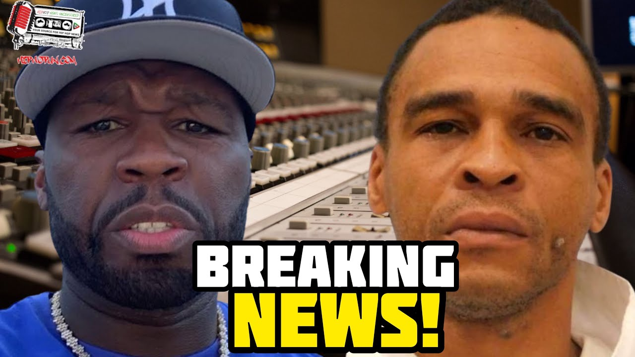 BREAKING :Alabama Inmate Gives 50 Cent A Taste Of His Own Medicine!