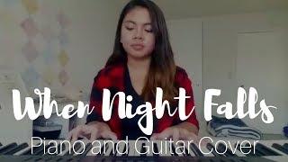 Eddy Kim (에디킴) - When Night Falls (긴 밤이 오면) [당신이 잠든 사이에 OST]   Piano and Guitar Cover
