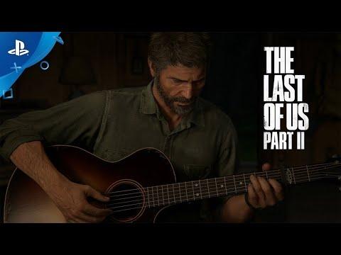 Storytrailer för The Last of Us: Part 2 Peppen!