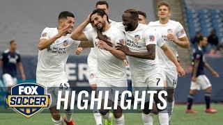 New England Revolution vs. FC Cincinnati | 2019 MLS Highlights