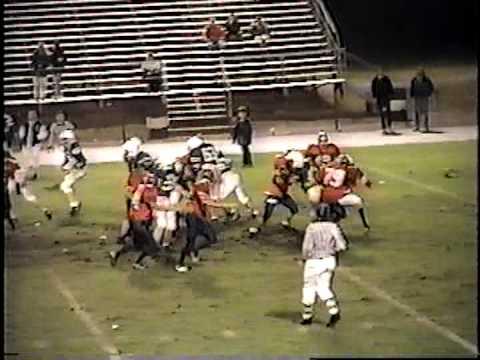 Josh Sarette 1997 Trinity High School JV Football