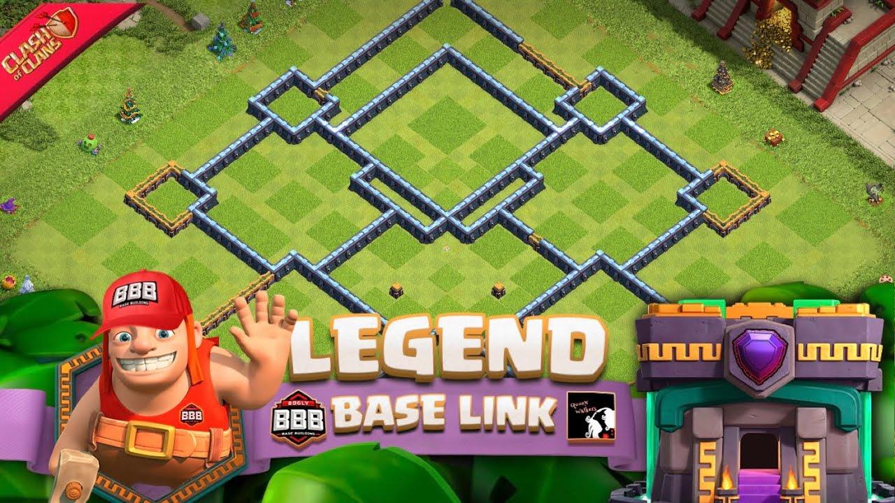 New Th14 Legend League Base | 6.5k+
