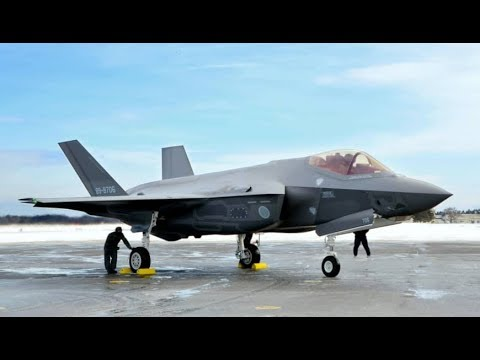 *Japanese F35A Fighter Disappears From Radar Entire Fleet Of F35A Grounded*
