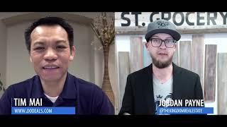 The DoDeals Show with Tim Mai: 025 - Jordan Payne
