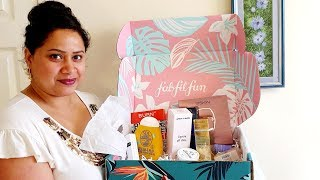 My First Ever Subscription Box  Fab Fit Fun Summer Box  Beauty and Home Products  Value for Money