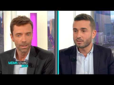 Médias le Mag, l'interview avec Guillaume Dubois, directeur général de BFMTV