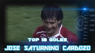 Top 18 - Jose Saturnino Cardozo