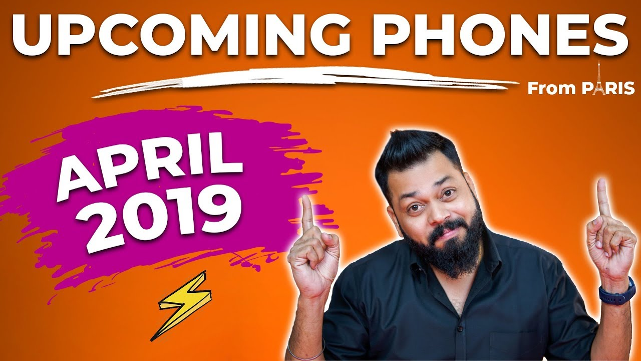 TOP UPCOMING MOBILTELEFONE IN INDIEN DIESES APRIL 2019 April April Hoga Bohot Hard + video