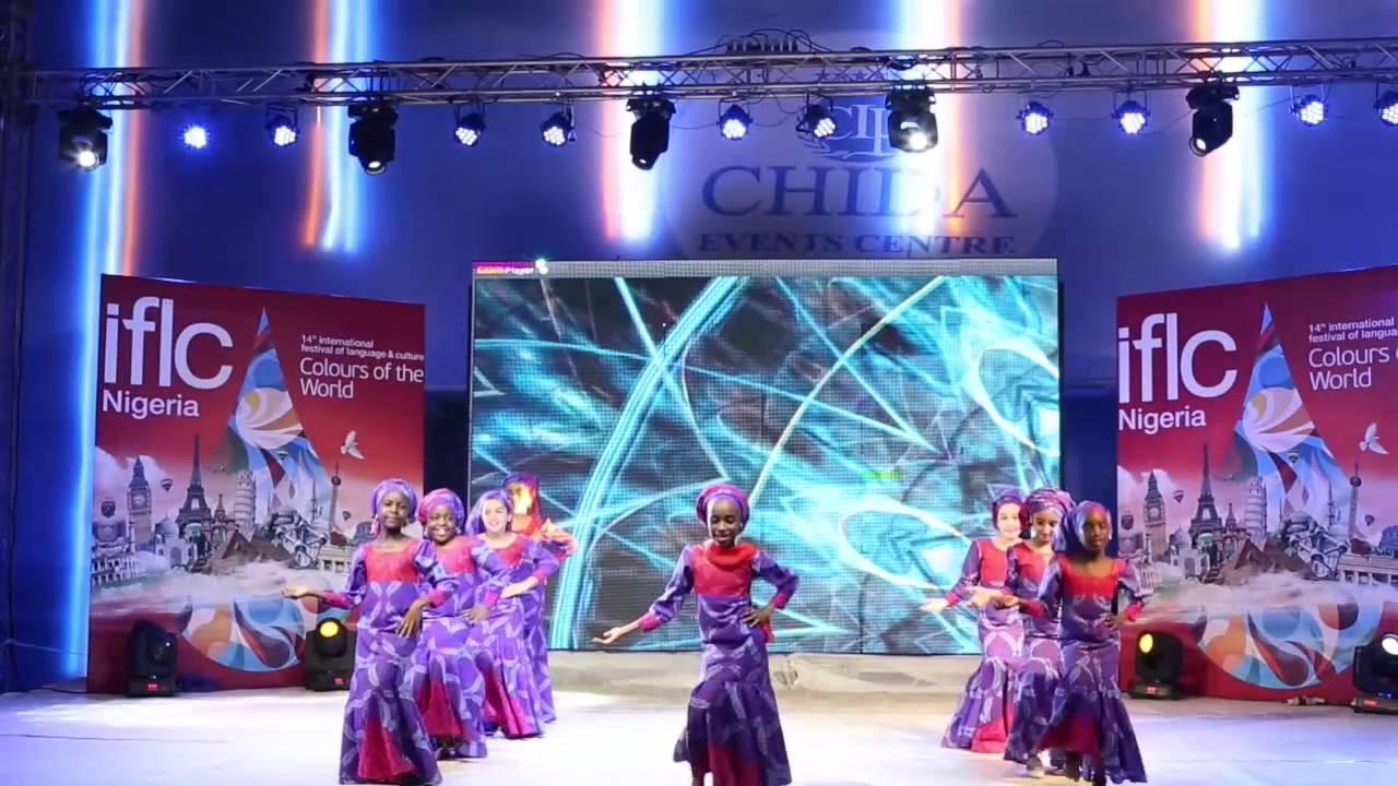 Download NTIC IFLC Culture Festival 2016 - Primary Hausa Dance