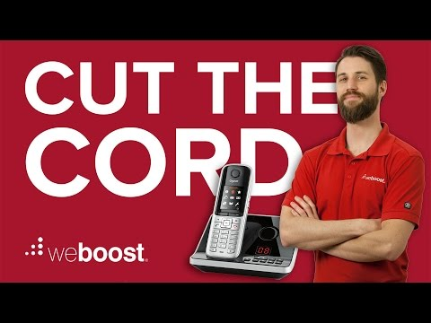 How to cut the cord - Phone | weBoost