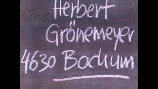 Herbert Grönemeyer - Flugzeuge Im Bauch.wmv