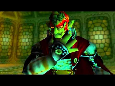 The Legend Of Zelda Ocarina Of Time Fastest Way To Kill Ganondorf