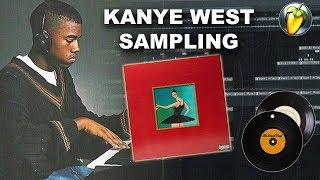 How To FLIP INSANE SAMPLES Like Kanye West | FL Studio Tutorial