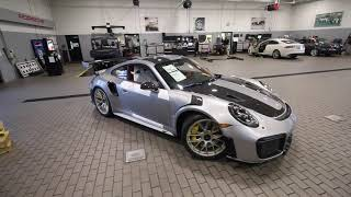 DELIVERY PROCESS - 2018 Porsche 991.2 GT2 RS Weissach Package
