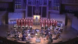 Рождественский гимн «Cullen Joy to the World» («Cчастье во всем мире»)