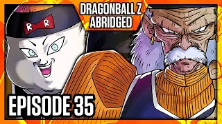DragonBall Z Abridged: Episode 35 - TeamFourStar (TFS)