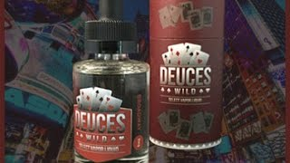 Deuces Wild | Broadway | E-juice Review