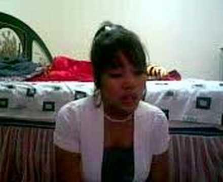 Singing Asia Cruz - Selfish