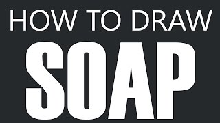How To Draw Soap - Bar Of Soap Drawing (Soap Bars)