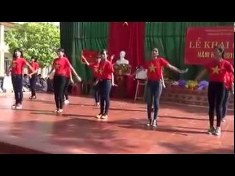 Múa hiện đại - Trống cơm