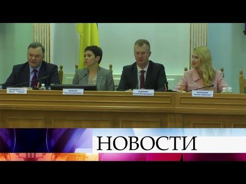 Центризбирком Украины объявит официальные результаты второго тура выборов президента.