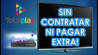 TOTALPLAY EN TODAS TUS TELEVISIONES GRATIS!