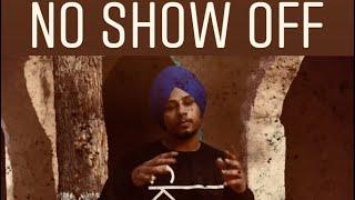 No Show Off Relax Harinder Samra Free MP3 Song Download 320 Kbps
