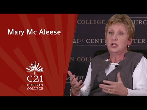 Mary McAleese - Pope Francis