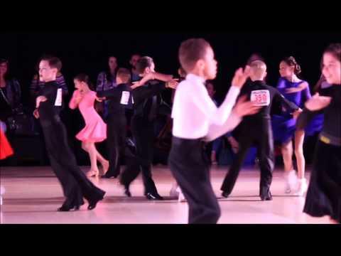 Daniel Evstigneev & Angelica Groysman American star Ball 2017 PT2 Latin Champ semi Final